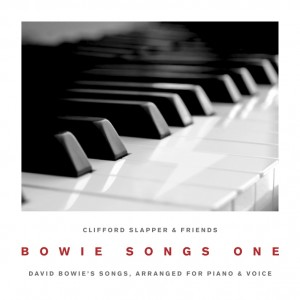 Bowie Songs One Cover Art